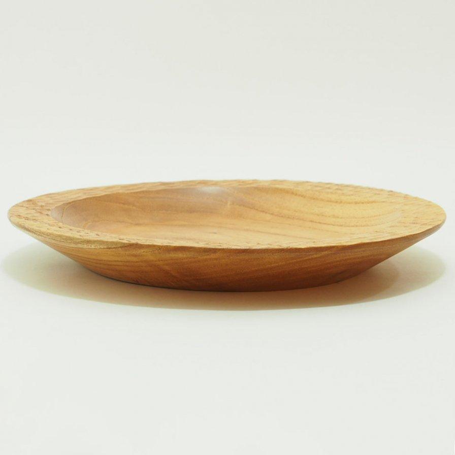 AKIHIRO WOODWORKS アキヒロウッドワークス - Wood Flat Plate 270 ウッドフラットプレート