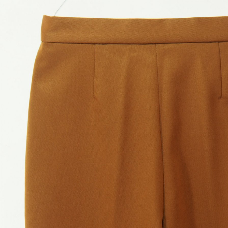 Needles Woman ニードルズウォメン - Piping C.S. Leisure Pant - Pe/R Dosekin - Brown