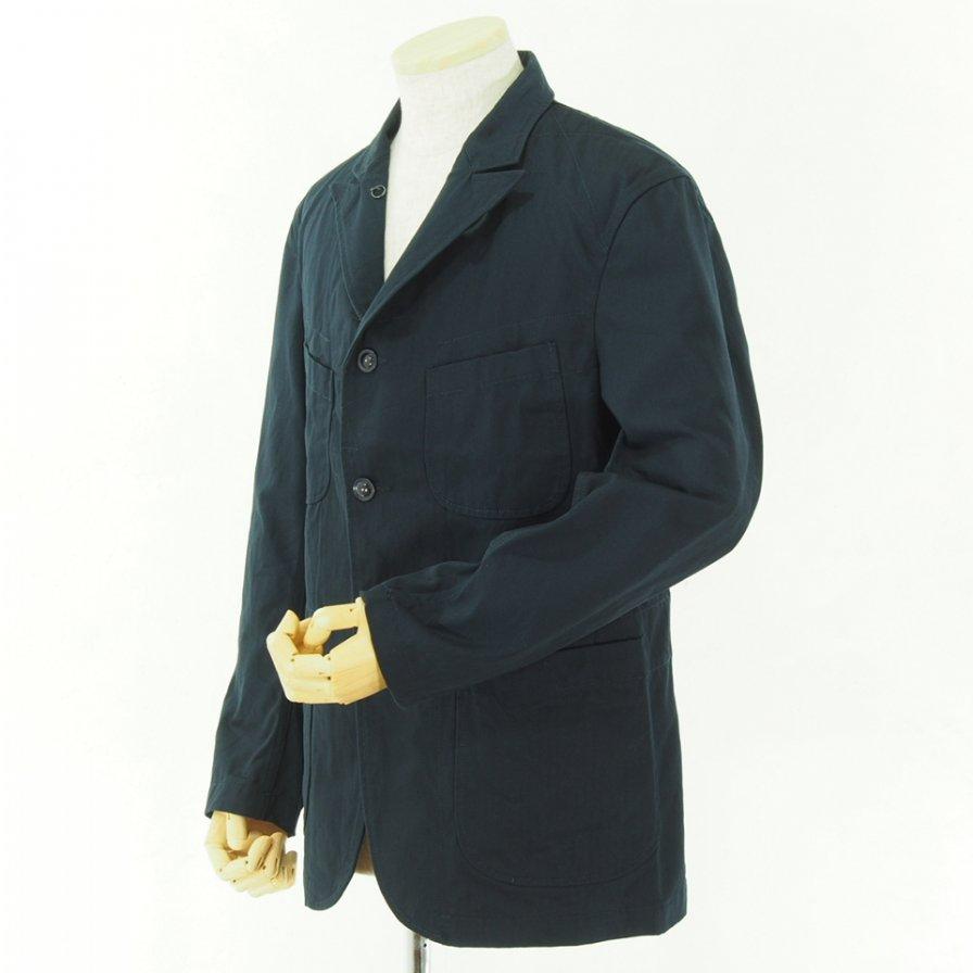 Engineered Garments エンジニアドガーメンツ - Bedford Jacket - HB Twill - Dk.Navy