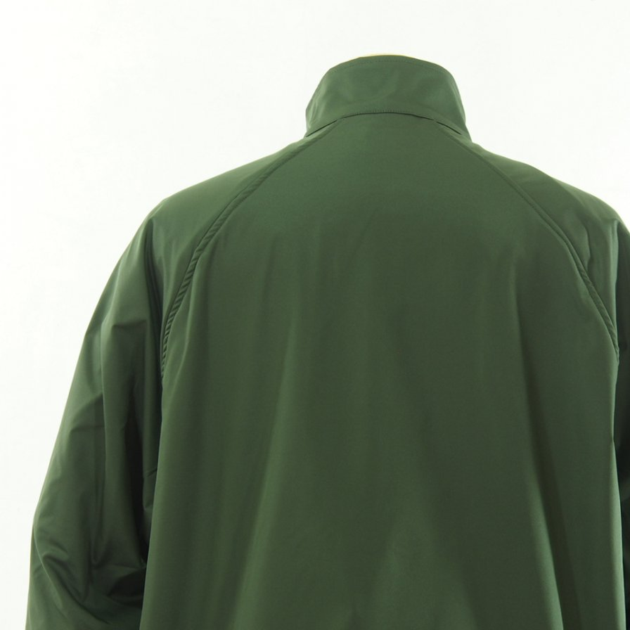 Needles ニードルズ - Jog Jacket - Poly Taffeta - Green