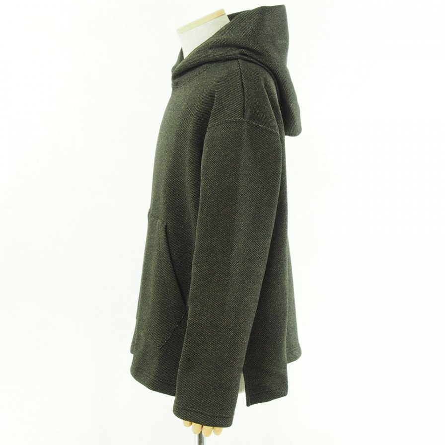 the conspires コンスパイアーズ - Inside Flannel Polyester Parka - Brown