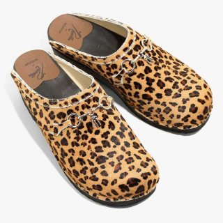 Needles ニードルズ × Troentorp トロエントープ - Swedish Clog - Pony / Bit - Leopard