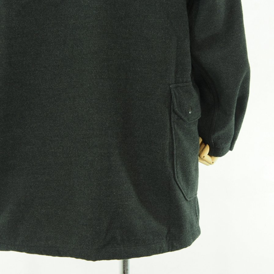 Engineered Garments エンジニアドガーメンツ - Madison Parka - Fake Melton - Charcoal