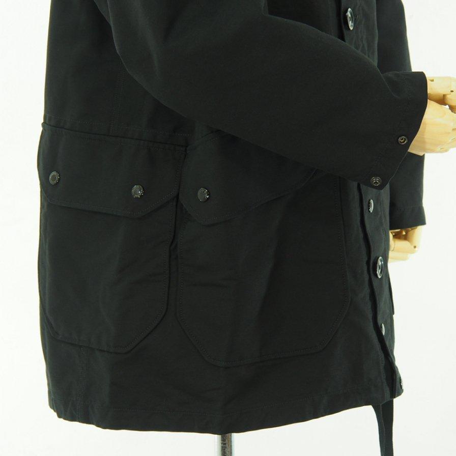 Engineered Garments エンジニアドガーメンツ - Madison Parka - Double Cloth - Black