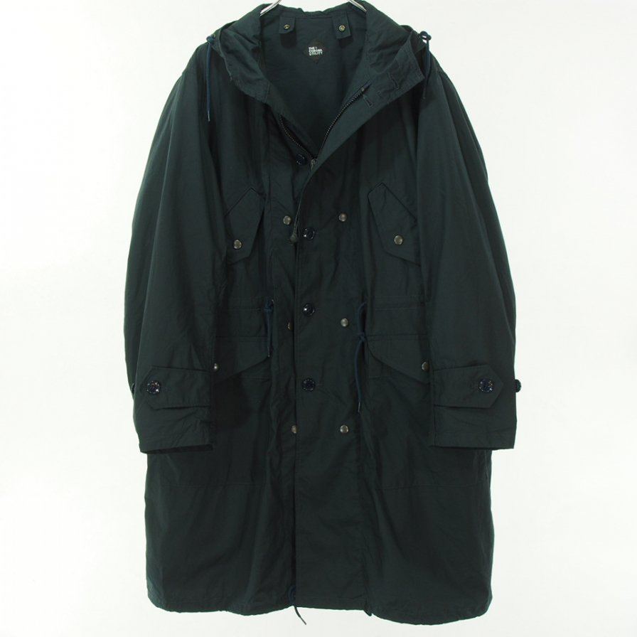 CORONA コロナ - M-47 Parka Coat - Typewriter Cloth - Midnight Navy