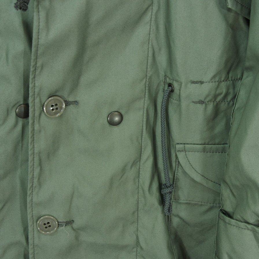 CORONA コロナ - M-47 Parka Coat / M-51-MCFJ NC Poplin / Sage Green