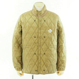 CORONA コロナ - EU Liner Jacket - Nylon Parachute Cloth × primaloft Quilting - Khaki