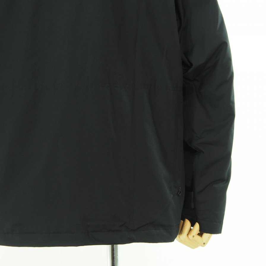 South2 West8 サウスツーウエストエイト - Carmel Down Jacket - C/N Twill - Black
