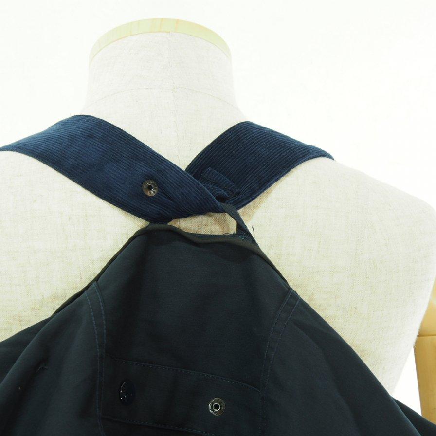 Engineered Garments エンジニアドガーメンツ - Madison Parka - Double Cloth - Navy