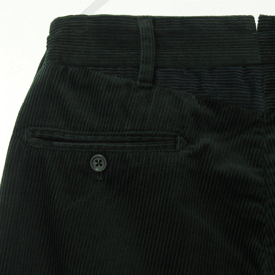 Engineered Garments - Andover Pant - 8W Cord - Black