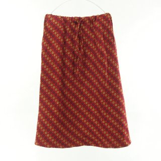 South2 West8 Woman サウスツーウエストエイトウォメン - String Skirt - India Jq. - Flower