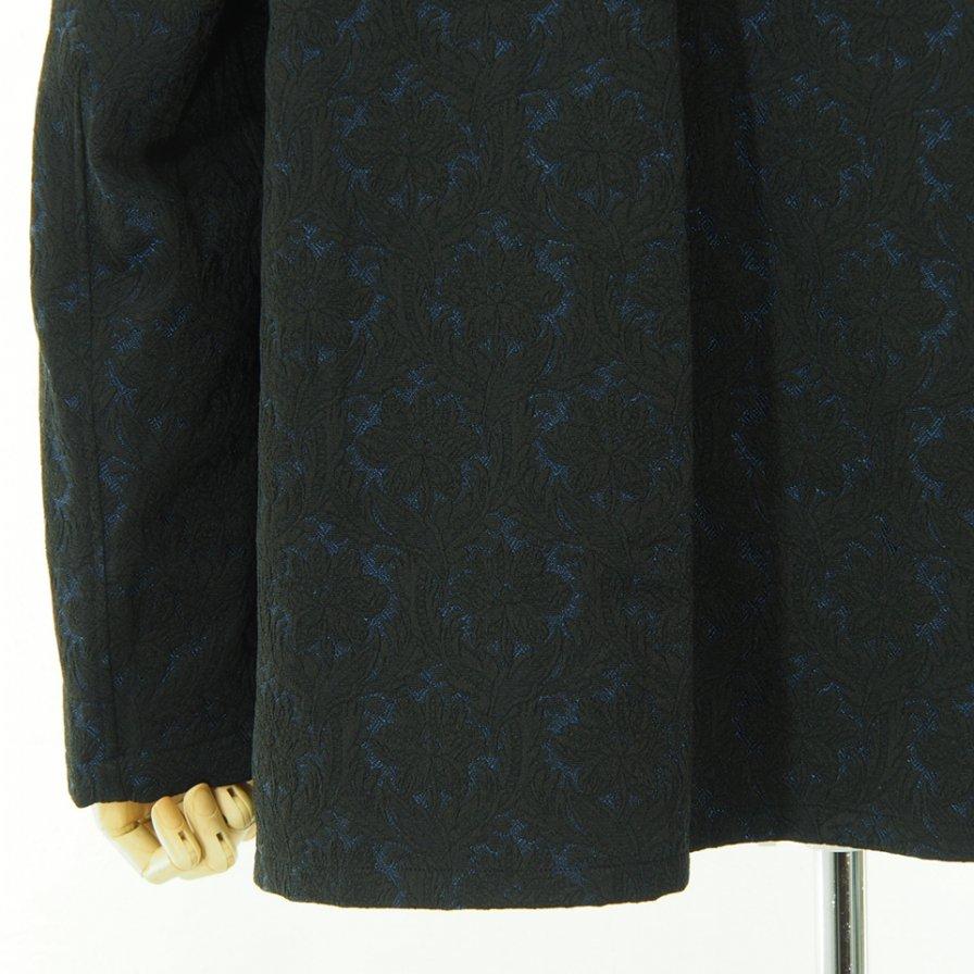 RANDT アールアンドティ - Daily Jacket - Paisley Jac. - Dk.Navy
