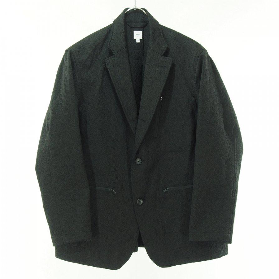 RANDT アールアンドティ - Daily Jacket - Paisley Jac. - Black