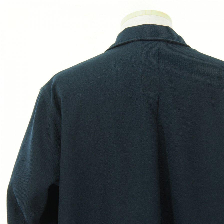 RANDT アールアンドティ - Daily Jacket - Dry Serge - Dk.Navy
