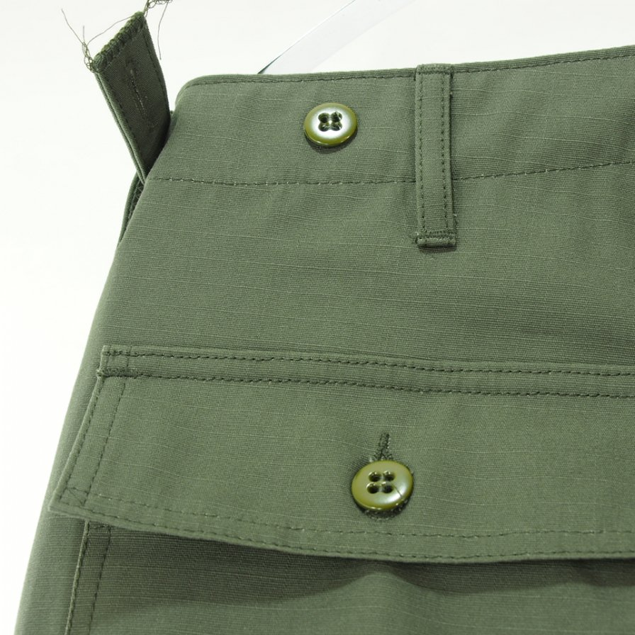 EG WORKADAY - Fatigue Pant - Cotton Ripstop - Olive