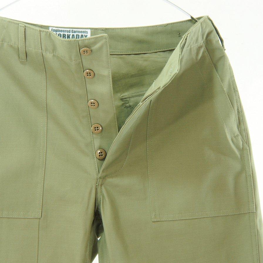 EG WORKADAY - Fatigue Pant - Cotton Ripstop - Khaki