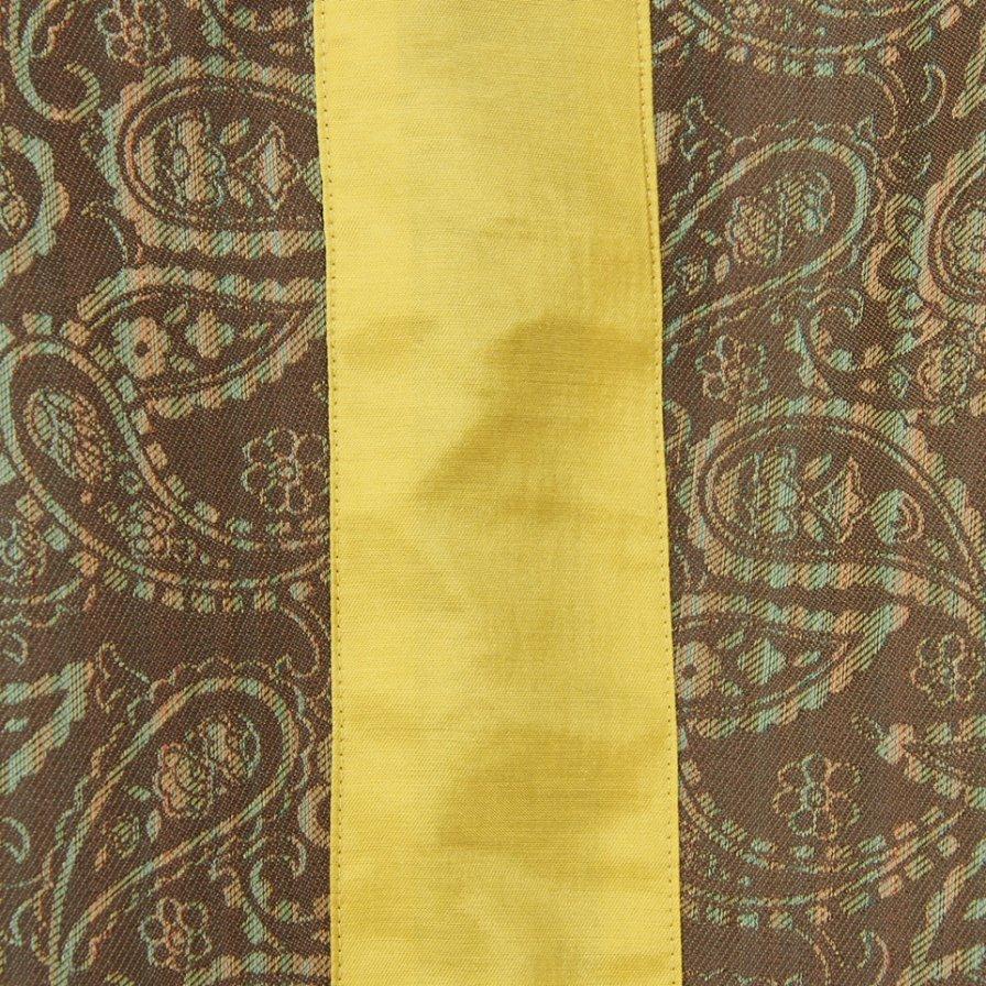 Needles ニードルズ - S.L.W.U. Boot-Cut Pant サイドラインウォームアップブーツカットパンツ - Paisley Jq. - Brown