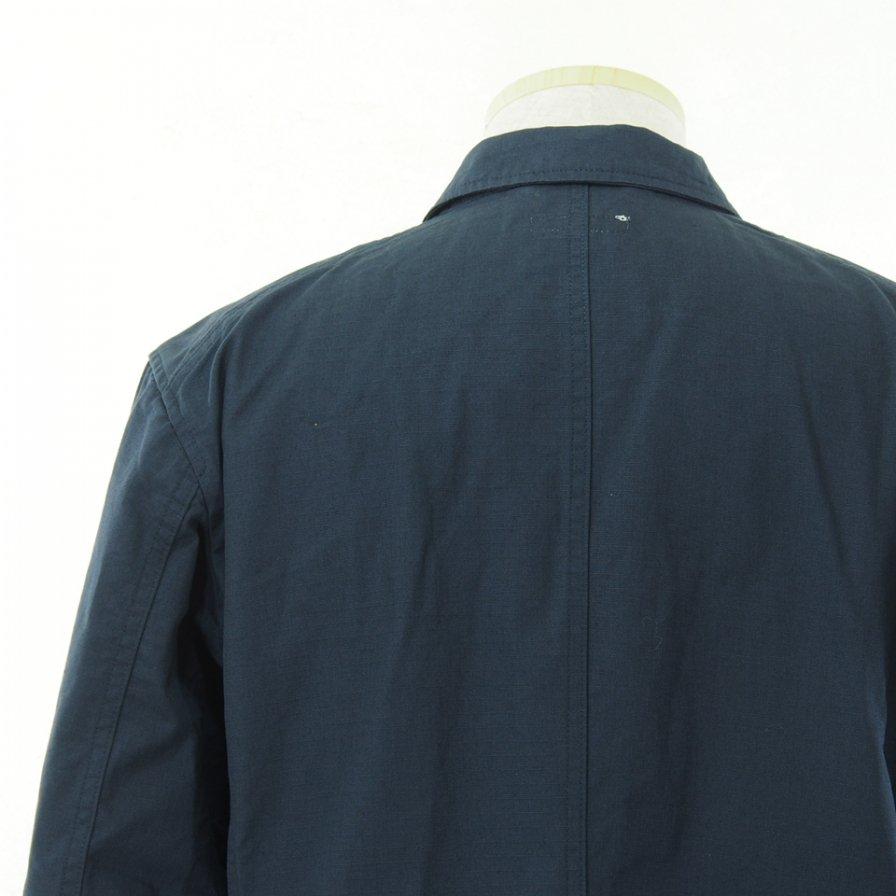 Engineered Garments エンジニアドガーメンツ - Bedford Jacket ベドフォードジャケット - Cotton Ripstop - Dk.Navy