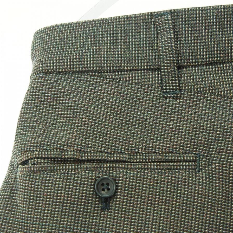 Engineered Garments エンジニアドガーメンツ - Andover Pant アンドーバーパンツ - CP Waffle - Dk.Brown