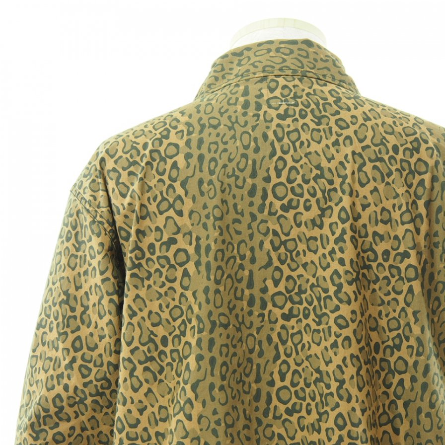 South2 West8 サウスツーウエストエイト - Hunting Shirt ハンティングシャツ - Flannel Pt. - Leopard
