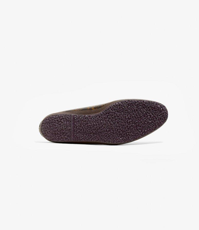 Needles ニードルズ - Sneaker Mule - Papillon PVC - Brown