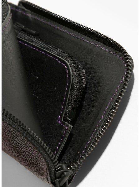 Needles ニードルズ - Coin Case - Papillon PVC - Black