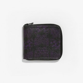 Needles ニードルズ - Single Wallet - Papillon PVC - Black