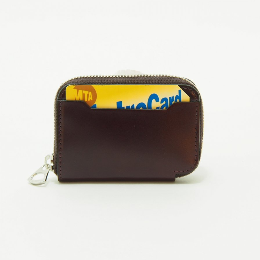 ITTI イッチ - Cristy Coin Card WLT クリスティーコインカードウォレット / Carno - Burgundy