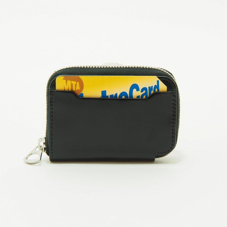 ITTI イッチ - Cristy Coin Card WLT クリスティーコインカードウォレット / Carno - Black