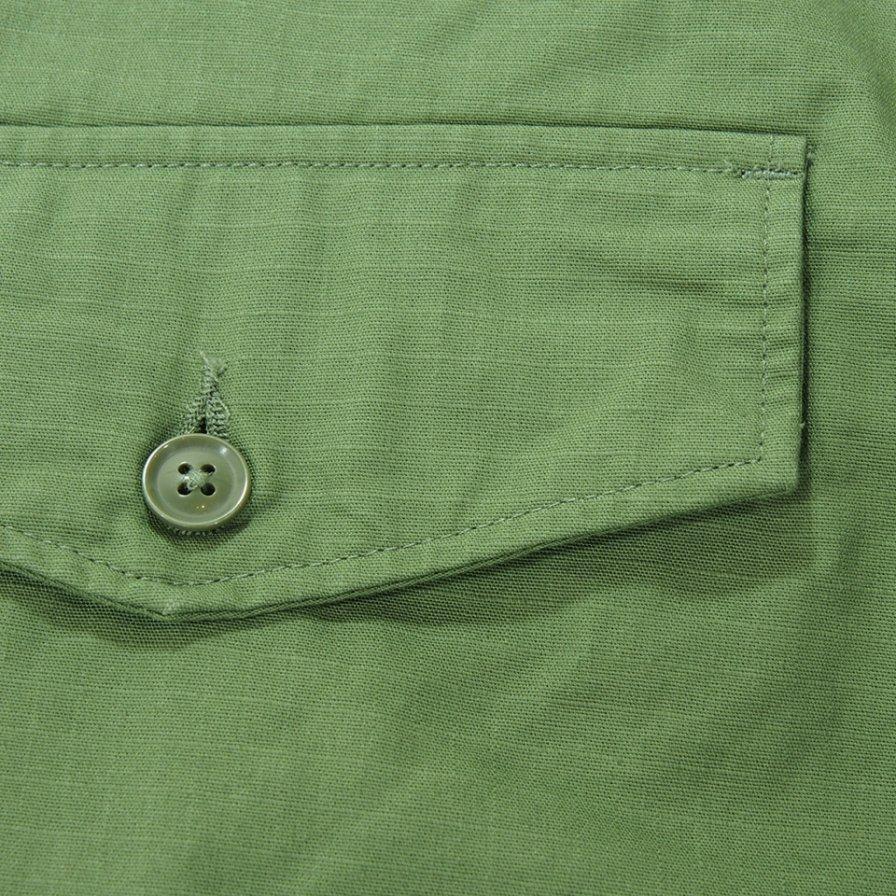 Engineered Garments エンジニアドガーメンツ - FA Pant エフエーパンツ - Cotton Ripstop - Olive