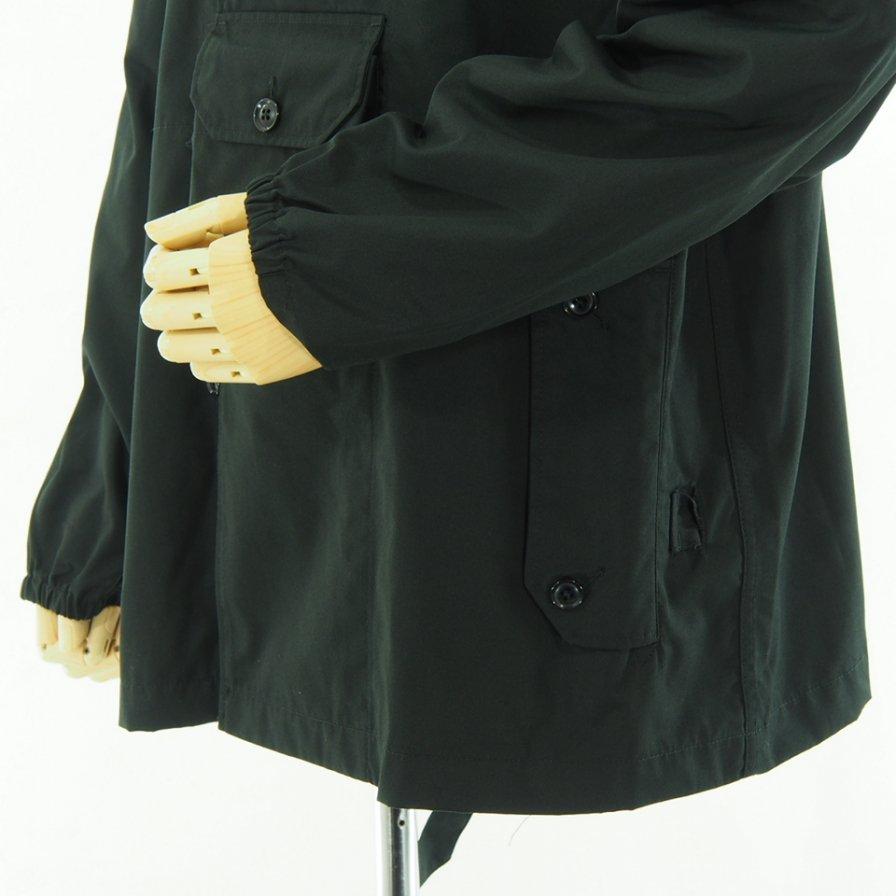 Engineered Garments エンジニアドガーメンツ - MT Jacket エムティージャケット - PC Poplin - Black