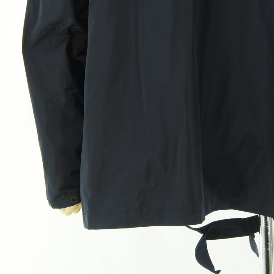 Engineered Garments エンジニアドガーメンツ - MT Jacket エムティージャケット - Memory Polyester - Dk.Navy