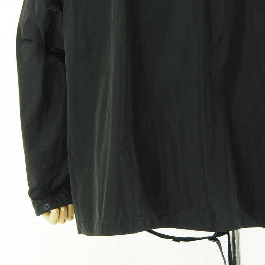 Engineered Garments エンジニアドガーメンツ - MT Jacket エムティージャケット - Memory Polyester - Black