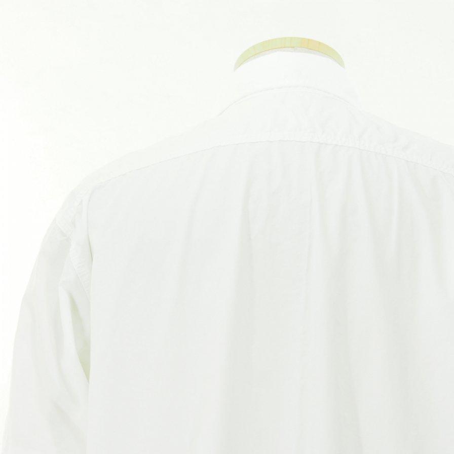 Engineered Garments エンジンニアドガーメンツ - Work Shirt ワークシャツ - 100's 2Ply Broadcloth - White