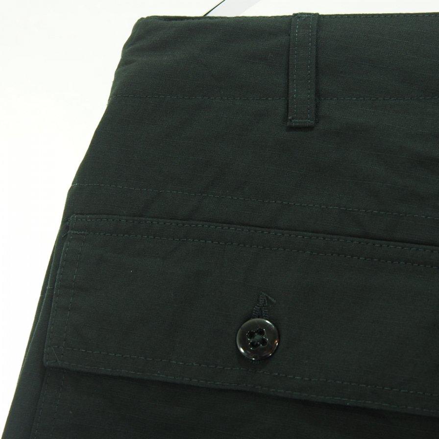 Engineered Garments エンジニアドガーメンツ - Fatigue Pant ファーティーグパンツ - Cotton Ripstop - Black