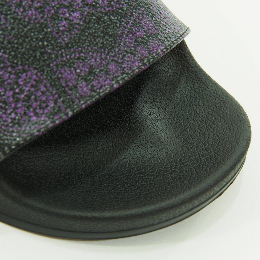 Needles ニードルズ - Shower Sandals シャワーサンダル - Papillon PVC - Black
