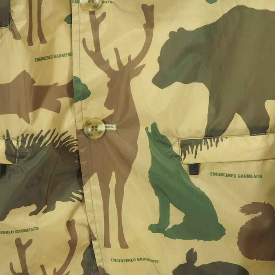 Engineered Garments x K-WAY エンジニアドガーメンツ x ケイウェイ - Blase - Animal