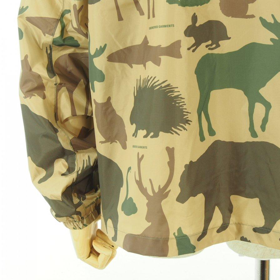Engineered Garments x K-WAY エンジニアドガーメンツ x ケイウェイ - Crepin - Animal
