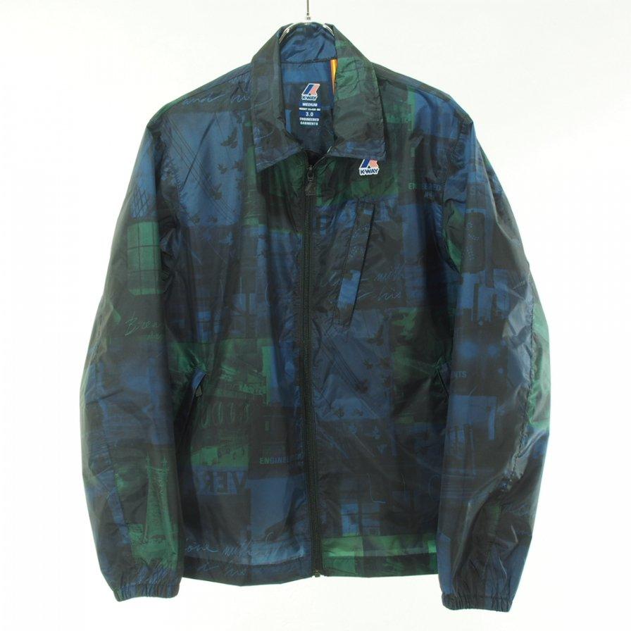 Engineered Garments x K-WAY エンジニアドガーメンツ x ケイウェイ - Crepin - City