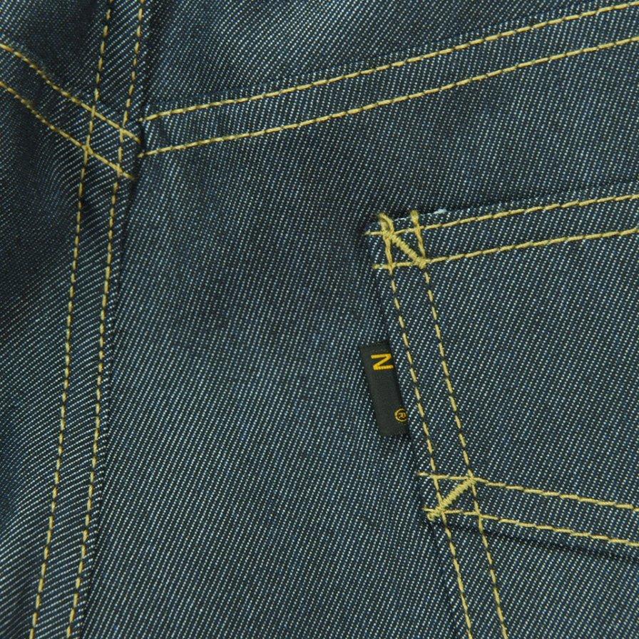 Needles ニードルズ - Boot-Cut Jean ブーツカットジーン - 10.5oz Poly Twill - Navy