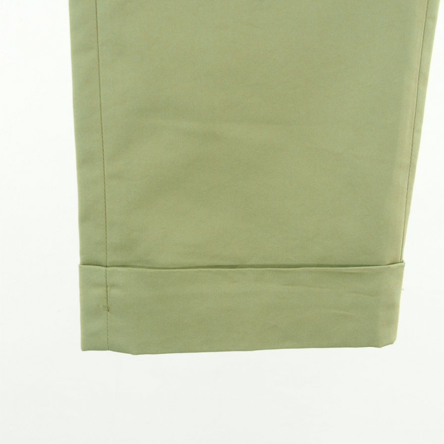 Engineered Garments エンジニアドガーメンツ - Andover Pant アンドーバーパンツ - PC Indescent Twill - Olive