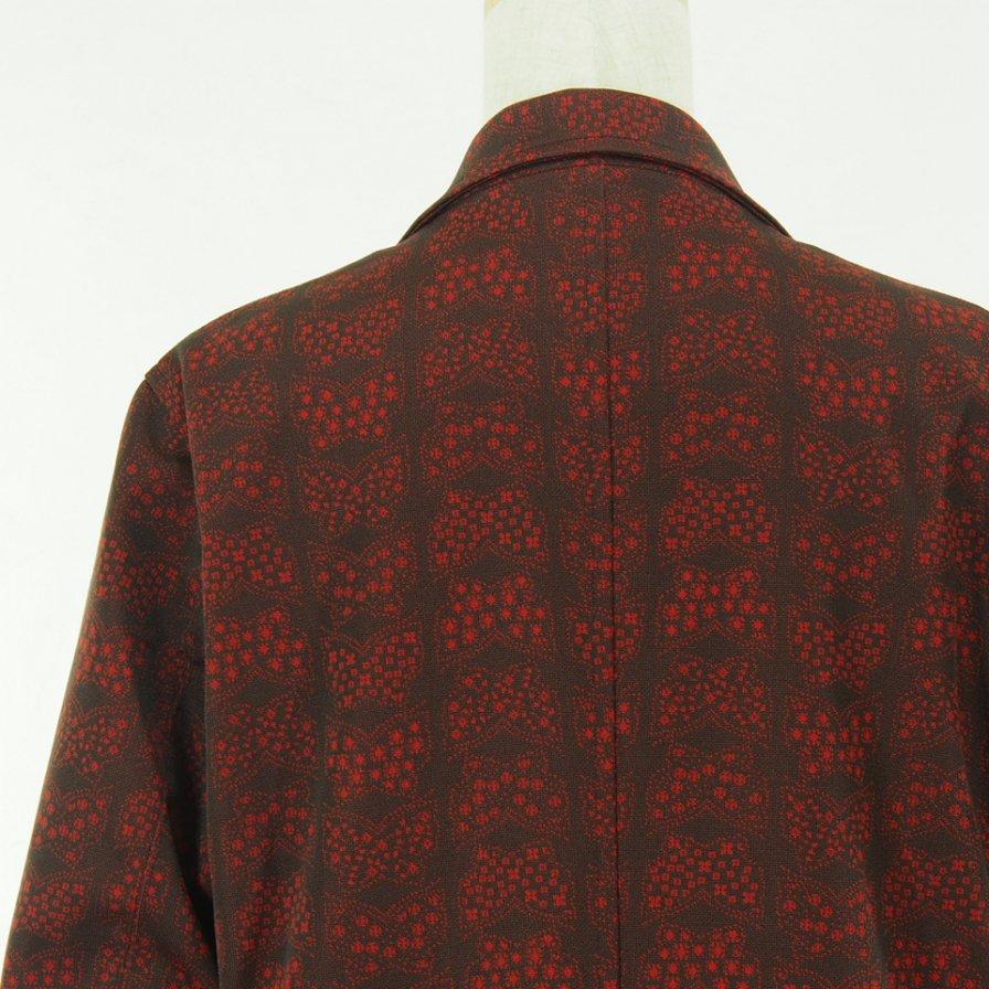 Needles Woman ニードルズウォメン - 2B Jacket ツービージャケット - Poly Jq. - Papillon