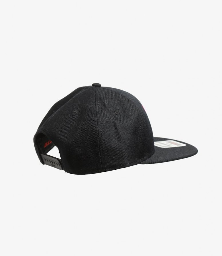 South2 West8 サウスツーウエストエイト - Baseball Cap ベースボールキャップ - S&T Emb. - Black