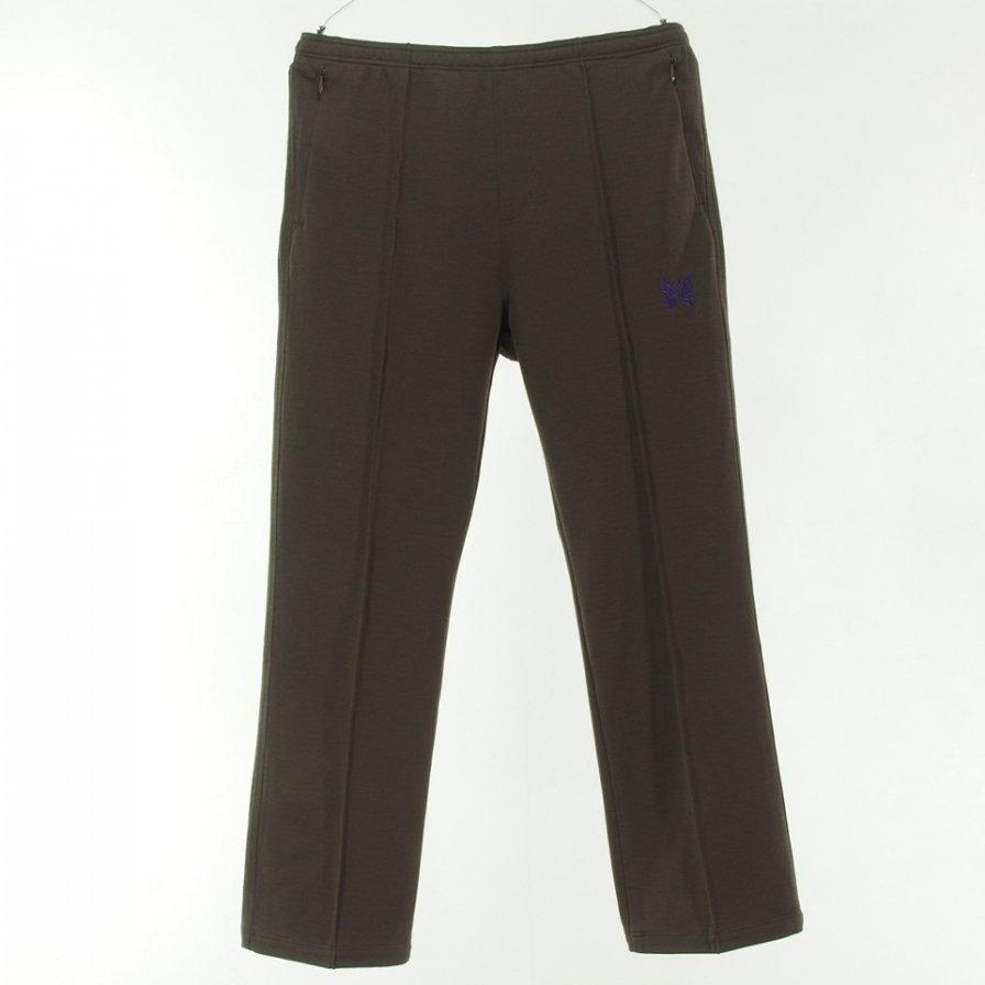 Needles ニードルズ - W.U. Boot Cut Pant ウォームアップブーツカットパンツ -Poly Twill Jersey - Brown