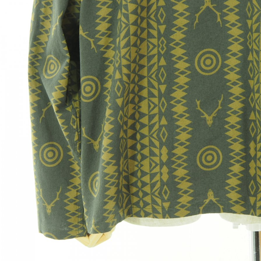 South2 West8 サウスツーウエストエイト - Hunting Shirt ハンティングシャツ - Flannel Pt. - Skull&Target