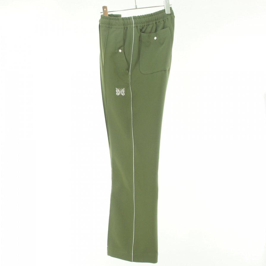 Needles Women ニードルズウォメン - Piping Cowboy Pant パイピングカーボーイパンツ - Pe/Pu Double Cloth - Olive