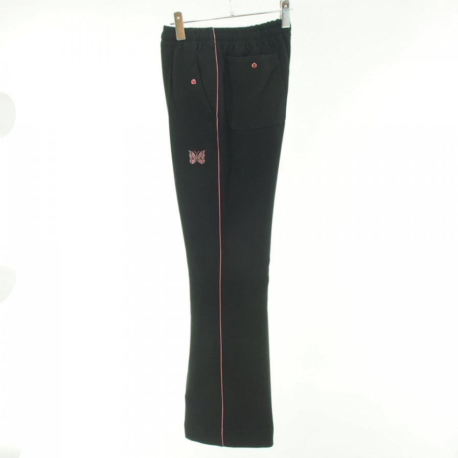 Needles Women ニードルズウォメン - Piping Cowboy Pant パイピングカーボーイパンツ - Pe/Pu Double Cloth - Black