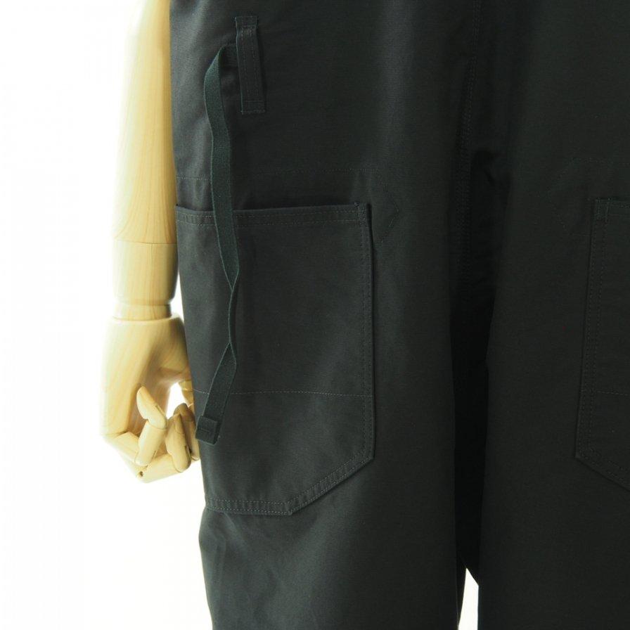 Engineered Garments エンジニアドガーメンツ - Waders ウェーダー - Cotton Double Cloth - Black