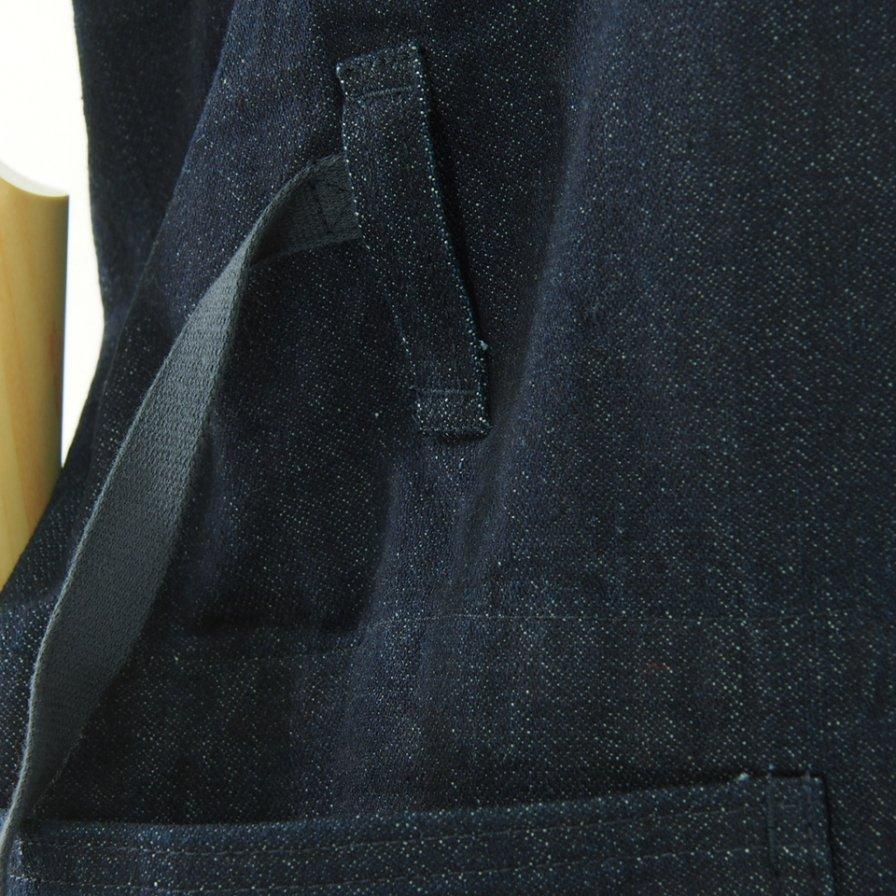Engineered Garments エンジニアドガーメンツ - Waders ウェーダー - 10oz Broken Denim - Indigo