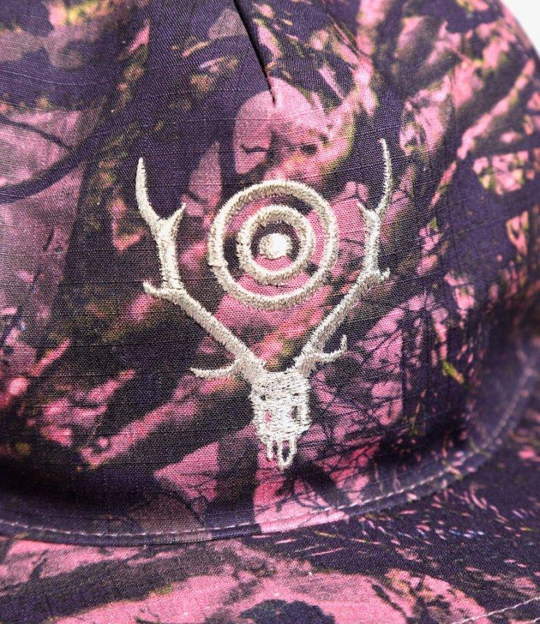 South2 West8 サウスツーウエストエイト - Baseball Cap ベースボールキャップ - S2W8 Camo - Pink